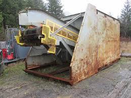 Drive-Over Truck / Scraper / End Dump Unloader With 48