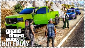 100 Sell My Truck Today GTA 5 ROLEPLAY Neighbor Helps Me My Junkyard Build Ep 41