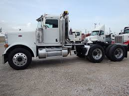 USED 2005 PETERBILT 379 DAY CAB TANDEM AXLE DAYCAB FOR SALE IN TX #2691