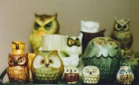The History Of Owl Decor Trends Vintage Virtue