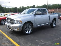 2010 Dodge Ram 1500 Big Horn Quad Cab 4x4 In Bright Silver Metallic ... 2010 Dodge Ram Sport Rt Top Speed Kelderman Kruiser 2500 Mega Cab Photo Image Gallery Blue Color Trucks Pimp My Ride Pinterest Ram Find The Best 1500 Headlights Youll Love Black Pickup At Scougall Motors In Fort Preowned Slt Crew Phoenix 219032 Brilliant Truck Paint Cross Reference Fileram 2 03132010jpg Wikimedia Commons Slt 4wd Wheel Tire Package Great Value With First Look 23500 2009 Chicago Auto Show