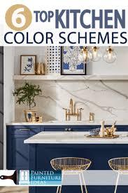 Ideas For Kitchen Paint Colors Painted Furniture Ideas Top 6 Kitchen Paint Colors For