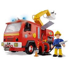Camion Électronique Sam Le Pompier La Grande Récré Vente De Pour