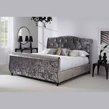 Bedroom Great King Size Tufted Headboard For King Bed Ideas by Upholstered Headboard And Footboard Set Full Size Bed Custom