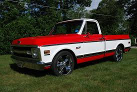 100 1969 Chevy Trucks Custom Made Cars VTwins To V8s