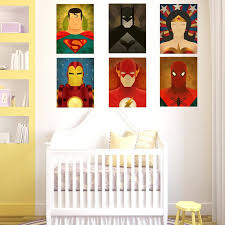 wall ideas diy superhero party decorations wall art superhero