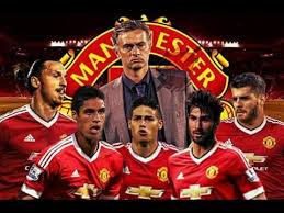 Possibe Man Utd Line Up For 2016 2017