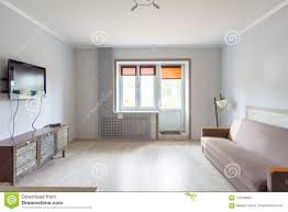 100 Interior For Small Apartment Studio And Kitchen Hightech Stock Image