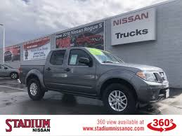 100 Used Nissan Frontier Trucks For Sale Certified PreOwned 2018 SV V6 Crew Cab Pickup In