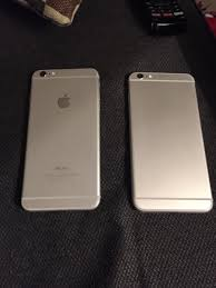My replacement iPhone from AT&T came without the Apple logo on the