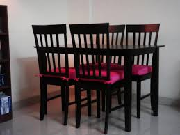 India Used Dining Room Furniture For Sale Buy Sell Adpost With Regard To Second Hand Tables