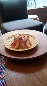 cuisine crue salade de choucroute crue au saumon fumé bio picture of cuisine