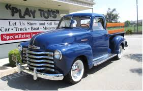 100 1947 Chevrolet Truck Thrift Master 12 Ton Pick Up
