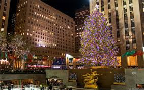 Christmas Tree Rockefeller Center 2016 by Christmas In New York Celebrate Christmas In The Big Apple
