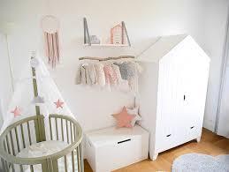 chambre bebe la chambre bébé de léa le déco des mamans