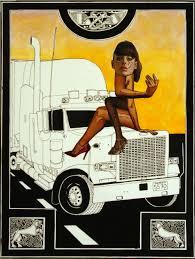 100 Truck Stop Lot Lizards Lisa Marie Thalhammer