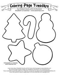 Christmas Coloring Pages For Kindergarten Students Cartoonrocks Free Online