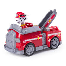 Spin Master - PAW Patrol Marshall's Transforming Fire Truck