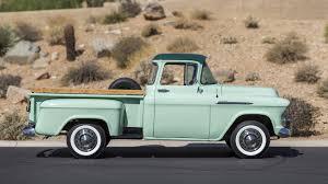 100 1950s Chevy Trucks 1956 Chevrolet 3100 Pickup Top Speed