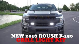 NEW 2018 + Roush F-150 Grill Light Kit Offroad Ford Truck 18 Light ... New 2018 Roush F150 Grill Light Kit Offroad Ford Truck 18 Amazoncom Led Bar Ledkingdomus 4x 27w 4 Pod Flood Rock Lights Off Road For Trucks Opt7 Hid Lighting Cars Motorcycles 18watt Vehicle Work Torchstar Buggies Winches Bars 2013 Sema Week Ep 3 Youtube Shop Blue Hat Remotecontrolled Safari With Solicht Free Shipping 55 Inch 45w Driving Offroad Lights Spot Flood 60w Cree Spot Lamp Combo 12v 24v Amber Kits 6 Pods Boat 4x4 Osram Quad Row 22 20 Inch 1664w Road