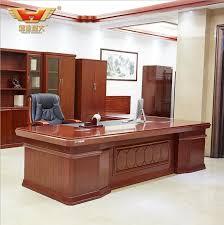mobilier de bureau moderne design le design de mode venner forme de l bureau en bois meubles de