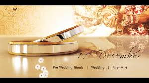 Rucha Raison Wedding Invite Video Save The Date YouTube