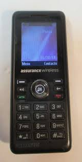 KYOCERA Assurance Wireless Jax S1300 CDMA Melo Cellular Bar Phone POWERS ON