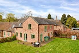 100 Barn Conversion For Sale In Kingstone Hall S Church Lane Kingstone Uttoxeter Staffordshire ST14 Fisher German