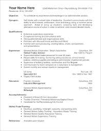 Warehouse Worker Resume Examples Objective Samples