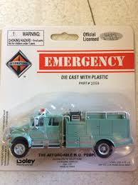 100 Boley Fire Trucks 205955 HO 187 Crew Cab Brush Truck GreenGreen Walmartcom