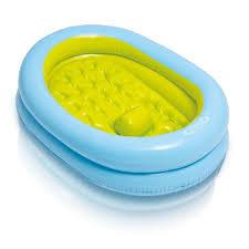 baignoire gonflable bébé bleu vert vert bleu achat vente