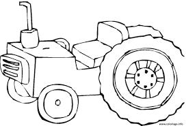 Dessin Imprimer Tracteur Frais Tracteur Coloriage Tracteur En Ligne
