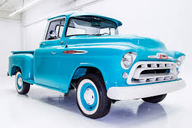 1957 Chevrolet Pickup Extensive Resto 383/425 AC - 1957 Chevrolet Pick Up Truck 3100 Pickup Snow White Street The Grand Creative Rides For Sale 98011 Mcg A Pastakingly Restored Is On Display At Rk Motors Near O Fallon Illinois 62269 Cameo 283 V8 4 Bbl Fourspeed Youtube 2000515 Hemmings Motor News Flatbed Truck Item Da5535 Sold May 10 Ve Oneofakind With 650 Hp Heads To Auction Bogis Garage Cadillac Michigan 49601