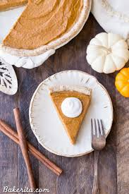 Calories In Libbys Pumpkin Roll by Paleo Vegan Pumpkin Pie Bakerita