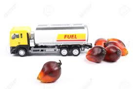 100 Toy Tanker Trucks Concept Of Oil Palm Biofuel Using Oil Palm Fruilets And
