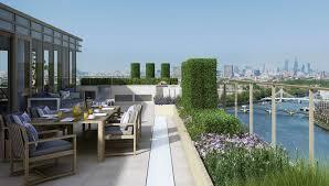 designing contemporary roof gardens part 2 material u0026 feature