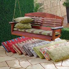 Outdoor Porch Swing Cushions Porch Swing Cushions