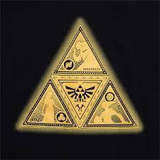 triforce l diy legend of triforce exclusive thinkgeek