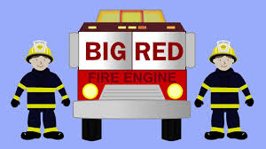 100 Big Red Fire Truck Engine By Peter Weatherall YouTube