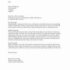 Cover Letter Subject Line Best Cover Letter