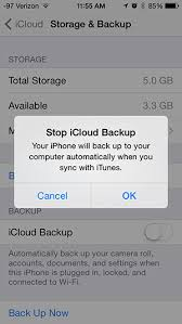 How to Turn f iCloud Backup on the iPhone 5 Solve Your Tech