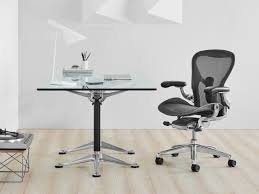 Office Chair With Arms Or Without by Aeron Chair Herman Miller