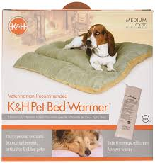 Kh Thermo Kitty Heated Cat Bed amazon com k u0026h manufacturing pet bed warmer medium 5 5 inch by