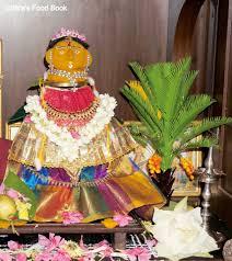 varalakshmi vratham pooja procedure puja vidhanam chitra s food book