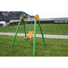 balancoire siege portique balançoire bébé pour les espaces publics