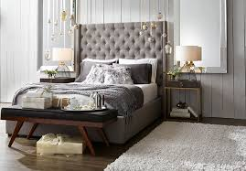 Rustic Glam Holiday Christmas Bedroom Decorating Ideas