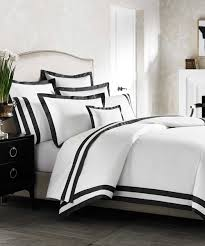 Black & White Bedding forters & Duvet Covers