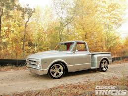 100 Chevy Stepside Truck For Sale 1968 Chevrolet C10 Hot Rod Network