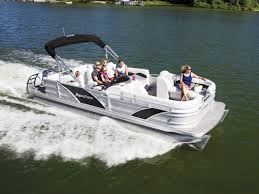 Aqua Patio Pontoon Bimini Top by New Aqua Patio Pontoon Boats For Sale In Bayville Nj Near