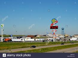 Rest Stop On Interstate 80 Stock Photos & Rest Stop On Interstate 80 ...